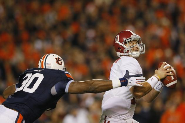 Alabama Football: Is an Iron Bowl Rematch with Auburn Possible?