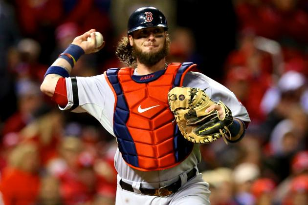 Jarrod Saltalamacchia Agrees to 3-Year, $21 Million Deal with Marlins