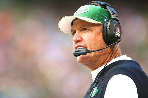 Rex Ryan Coaching His Way Straight out of New York
