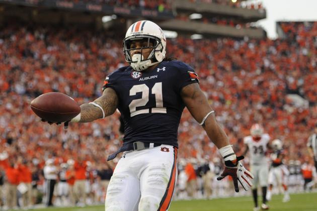 SEC Championship 2013: Missouri vs. Auburn Spread, BCS Impact, Predictions