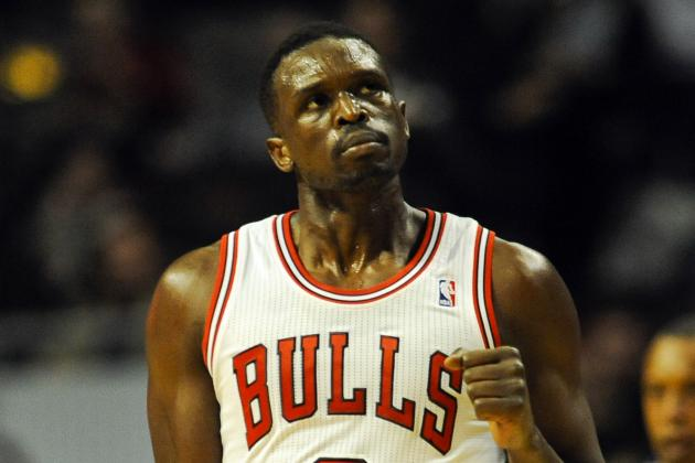 Report: Chicago Bulls GM Still Hopes to Re-Sign Luol Deng