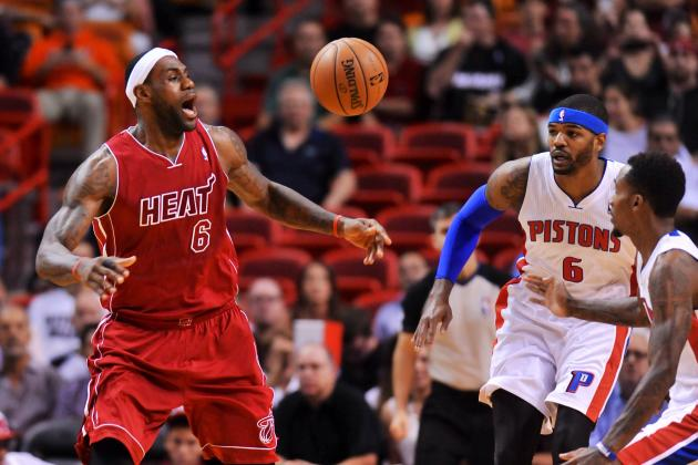 Detroit Pistons vs. Miami Heat: Postgame Grades and Analysis