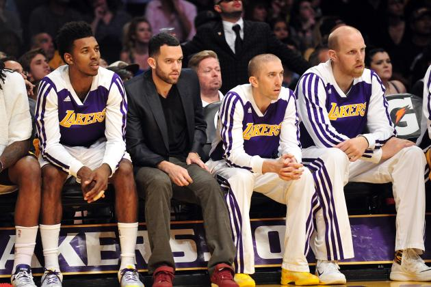 Will Jordan Farmar's Injury Derail Lakers' League-Leading Bench Squad?