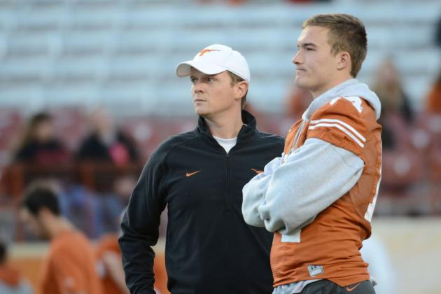 Re-Imagining Texas' 2013 Season Without Injuries