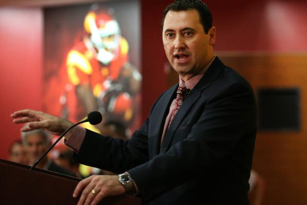 USC Coach Steve Sarkisian Inherits an Immediate Pac-12 Contender