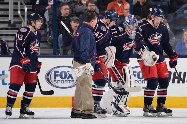 Sergei Bobrovsky Injury: Updates on Blue Jackets Star's Leg, Likely Return Date