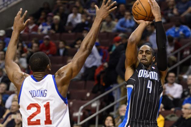 Arron Afflalo Joins Elite 40-Point Club