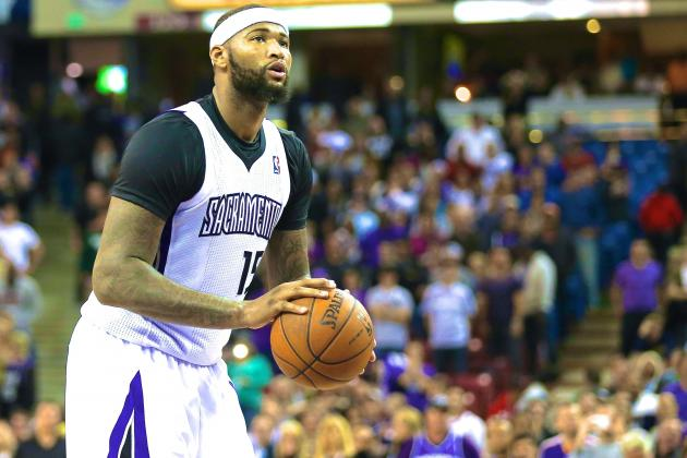 DeMarcus Cousins Injury: Updates on Kings Star's Ankle, Likely Return Date