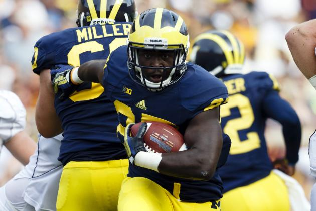 Michigan Football: How Derrick Green Can Become the Next Great RB at U-M in 2014