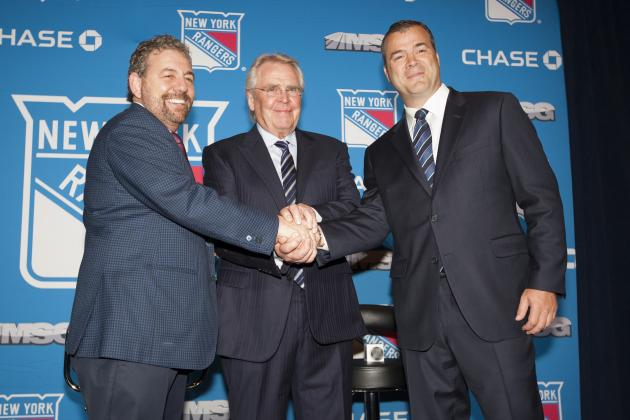 Where Did New York Rangers Go Wrong in Building Current Roster?