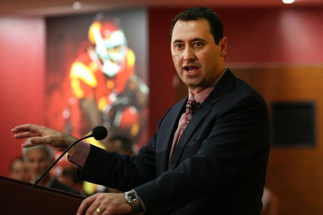 USC Commit Shay Fields Excited About Steve Sarkisian Hire
