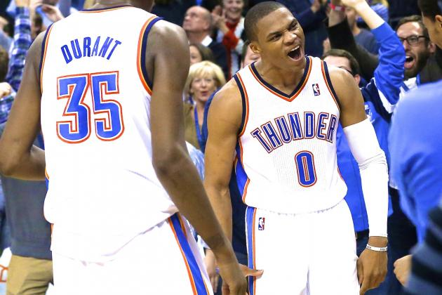 Russell Westbrook's Injury Is the Best Thing to Ever Happen to Him