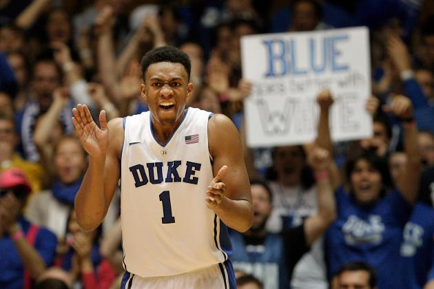 Jabari Parker's Post Game Makes Him Most Complete 2014 NBA Draft Prospect