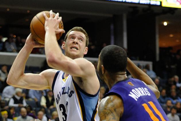 Thrifty Memphis Grizzlies Can Afford Marc Gasol, Zach Randolph Injuries