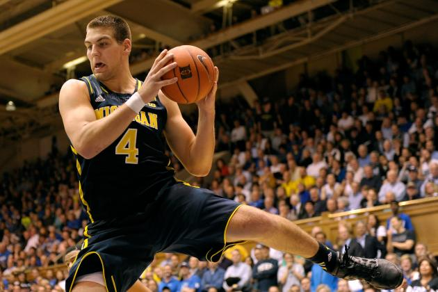 Why the Mitch McGary of March Still Hasn't Arrived in 2013-14