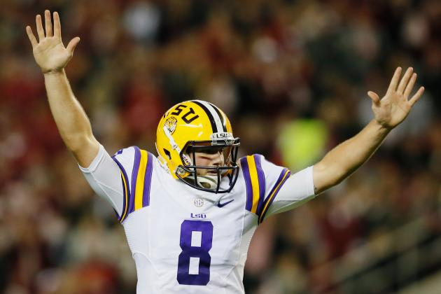 How a Torn ACL Impacts the NFL Draft Stock of Zach Mettenberger