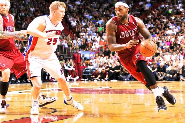 LeBron James Clearly Facing Minefield on Route to MVP Three-Peat