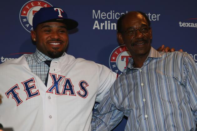 Moves the Texas Rangers Must Try to Pull out at the 2013 Winter Meetings