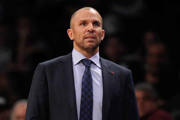 Jason Kidd on Nets and Knicks: 'It's the Rivalry and Both Teams Stink'