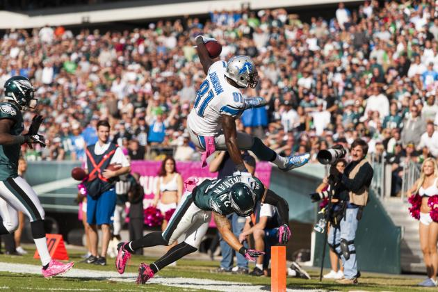 How the Philadelphia Eagles Secondary Can Slow Down Megatron in Week 14