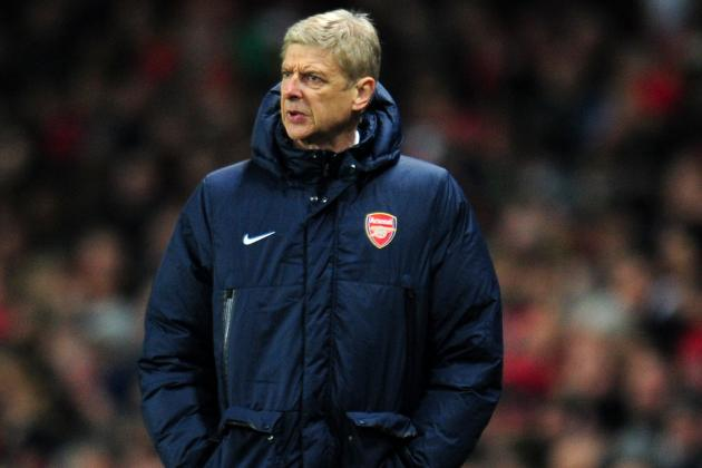 Arsene Wenger Belittles Match of the Day Pundits over Arsenal Predictions