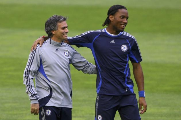 Jose Mourinho Wants Players Like Zlatan Ibrahimovic and Didier Drogba at Chelsea