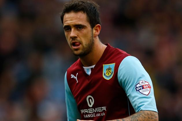 Burnley's Danny Ings Is Not Liverpool's Immediate Answer but One for the Future