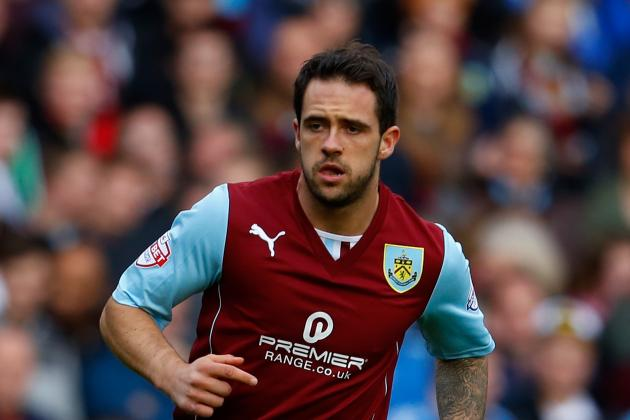 Danny Ings Reportedly Targeted by Liverpool for January Transfer from Burnley