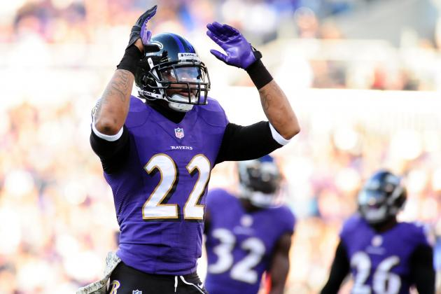 Jimmy Smith Enjoying Unheralded Breakout Season for Baltimore Ravens