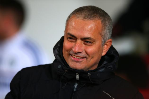 Manchester City Should Beat Arsenal and Chelsea to the Title, Says Jose Mourinho
