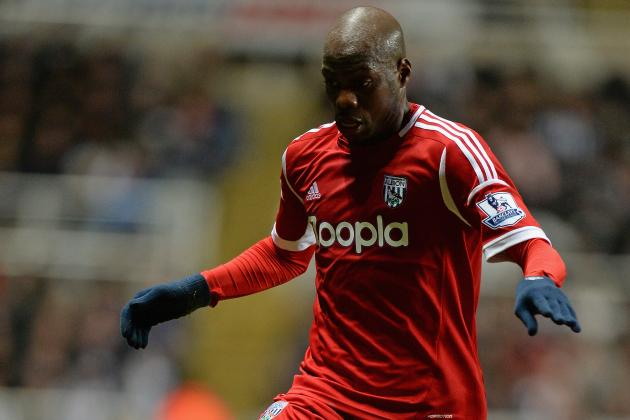 Arsenal Transfer News: Gunners Squad Crying out for Youssouf Mulumbu Option