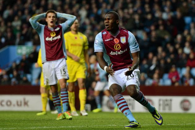 Paul Lambert Must Keep Faith in Christian Benteke Despite Alarming Goal Drought
