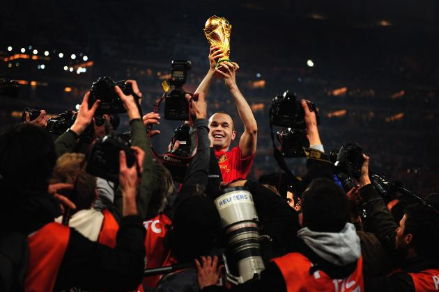 Projecting Spain's Best and Worst Case Scenarios for World Cup 2014 Draw
