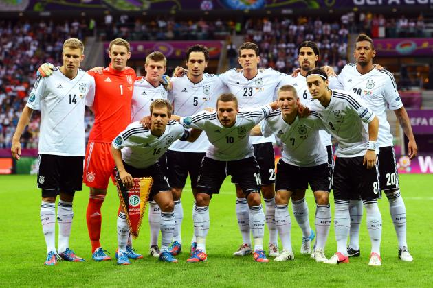 Projecting Germany's Best- and Worst-Case Scenarios for World Cup 2014 Draw