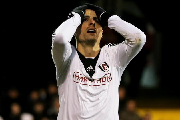 Dimitar Berbatov's Agent Says He Wants Fulham Exit, Rene Meulensteen Disagrees