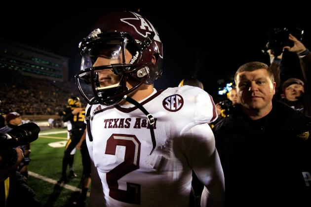Texas A&M Football: Chances Johnny Manziel Follows Marcus Mariota and Returns