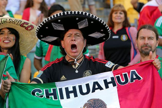 Projecting Mexico's Best- and Worst-Case Scenarios for World Cup 2014 Draw