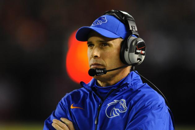 Boise State Football: Why Coach Chris Petersen Could Be Considering Washington