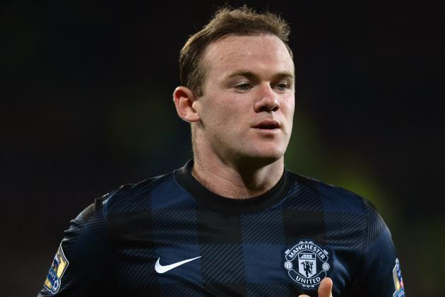 Wayne Rooney and Luis Suarez Snubbed from UEFA Fans' Team of the Year Ballot