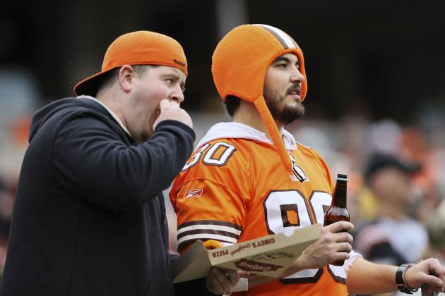 Browns Forcing Fans to Start Waiting for Next Year's Draft