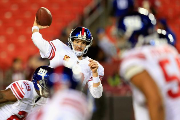 New York Giants vs. San Diego Chargers: Spread Analysis and Pick Prediction