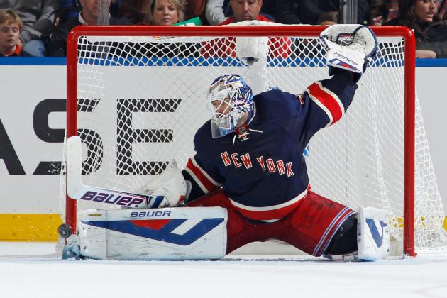 Henrik Lundqvist and Rangers Agree to 7-Year Extension