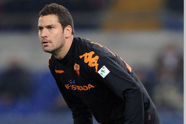 Roma Release Julio Sergio
