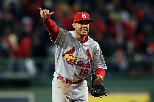 Cardinals Tender Jon Jay a Contract, but a Starting Role Is Up in the Air