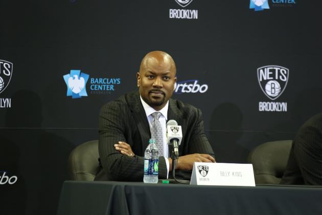 Billy King Deserves More Heat for Brooklyn Nets Monstrosity