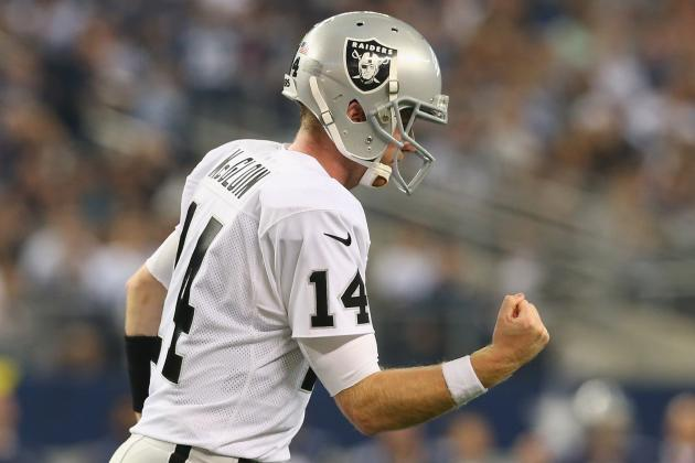 Are These Raiders Different from Last Year?