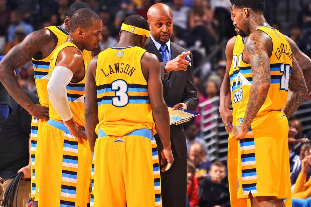 Brian Shaw Appreciates Winding Coaching Road Jason Kidd Bypassed