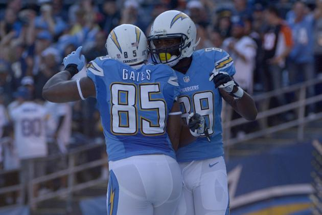 The San Diego Chargers' Path to the 2013 NFL Playoffs