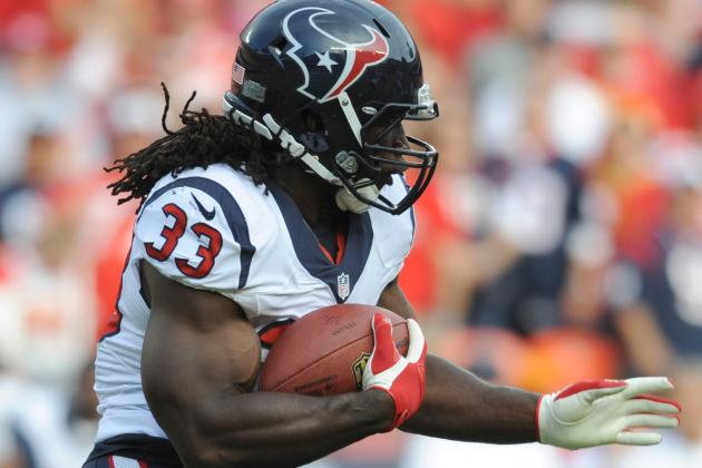 Texans FB Greg Jones Says He'll Play vs. Jaguars