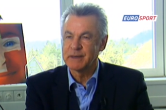 Hitzfeld: Switzerland Not at 2010 Peak